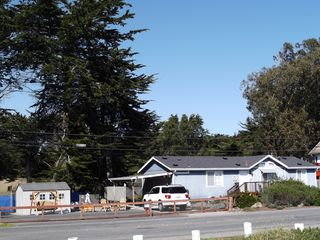 Bodega Bay house photo - The other 1/2 frontage of Harbor Cutie.