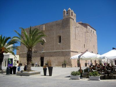 THE CASTLE OF SAN VITO