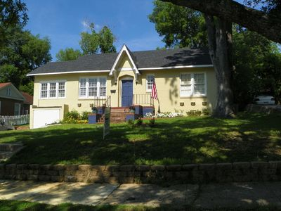 Lovely Mid-Century 2 Br And 2-1/2 Ba Brick Home