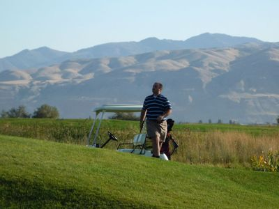 Love to golf? The Homestead Golf Club is just a short distance from Sundance.