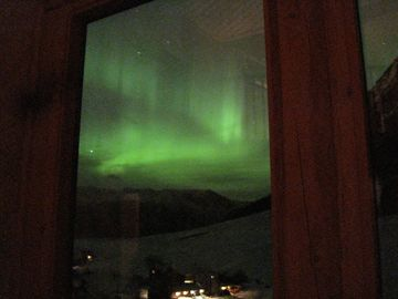 Northern Lights Jan 2012
