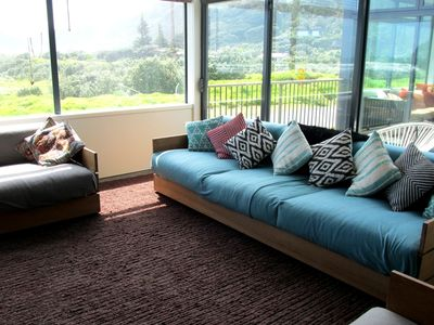 The Piha Beach House - Beachfront Accomodation
