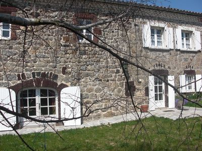 Monistrol-d'Allier farmhouse rental