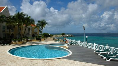 Bonaire apartment rental - .