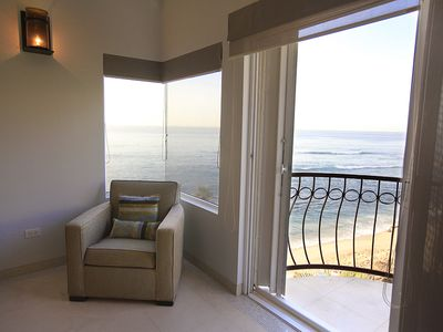 San Jose del Cabo condo rental - View from Master bedroom
