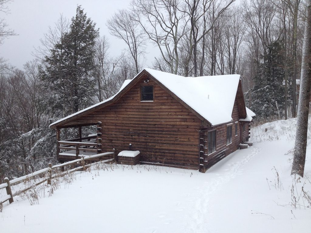 Vrbo hunter mountain vacation rentals for Cabins in the catskills