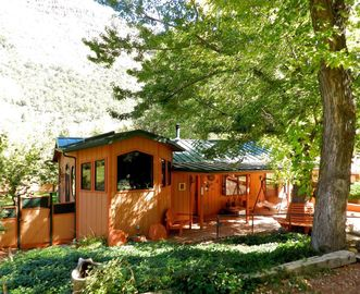 Munds Park cottage rental - Magnificent red rock views in all directions from Kokopelli House