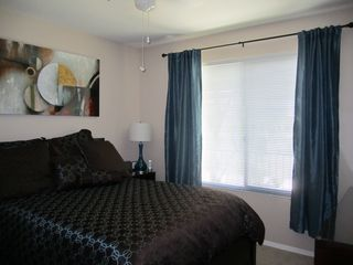 Scottsdale condo photo - 2nd bedroom with new memory foam Queen bed and down pillows