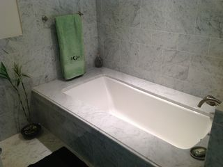 Diamond Beach condo photo - Master Bath - Soaking Tub
