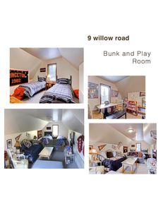 Bunk and Play Room