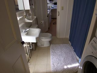 Ithaca apartment photo - Bath with convenient double entrance