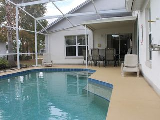 Kissimmee house photo - Take a dip in the pool whenever you'd like!