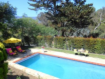 Hope Ranch house rental - 5BR/4.5BA Home with Pool and Spa, 4 miles to Arroyo Burro Beach