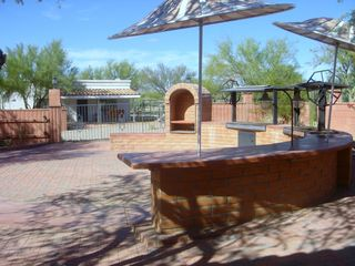 Tucson studio photo - Patio and Barbecue