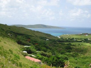 St. Croix villa photo - View of Buck Island