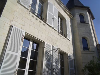 Holiday house, 140 square meters , Saumur