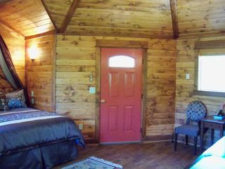 Bozeman cottage photo - Beautiful wood interior