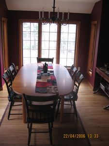 Eastham house rental - Dining Room