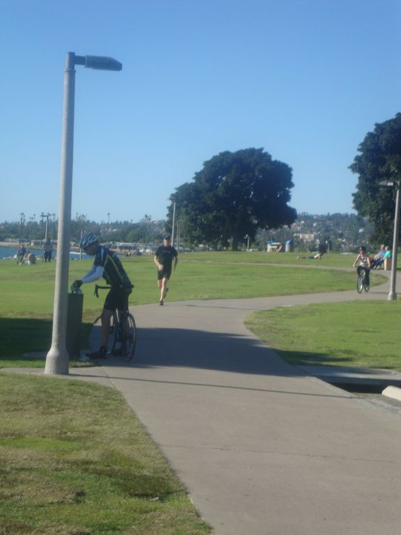Take a Morning Jog Around Mission Bay