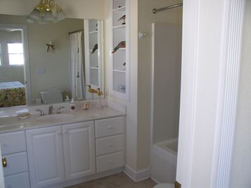 Adjoining Master Bath