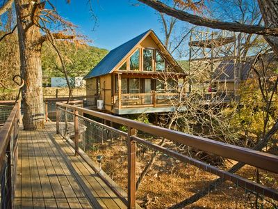 #4 Whippoorwill Haus - River Road Treehouses