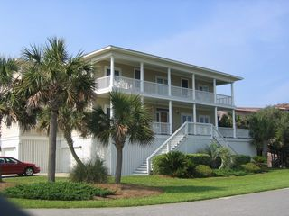 Isle of Palms house photo - Welcome to the Hunley!