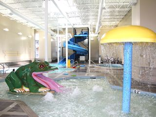 Canmore condo photo - Children's wading pool