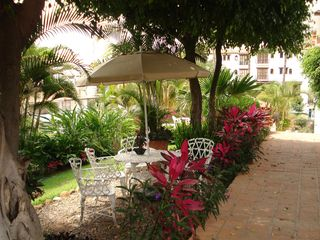 Puerto Vallarta apartment photo - Property gardens