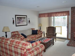 North Conway condo photo - Big comfy couches to take a nap on