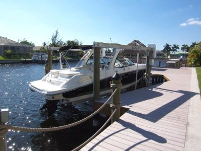SeaRay 250 Select EX