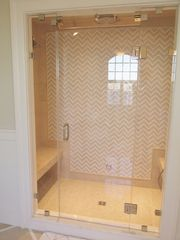 Provincetown estate photo - Master Bathroom Shower