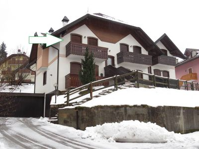 "APARTMENT IN THE MOUNTAINS ""LARICI"""