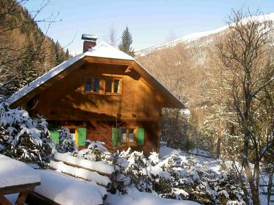 Full year suitable family very cozy mountain home
