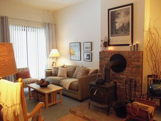 Pittsfield condo photo - Professionally decorated for a pleasant stay.