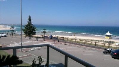 The Entrance apartment rental - Monitor surfing conditions from your balcony.