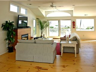 Living Area - Barnegat Light house vacation rental photo