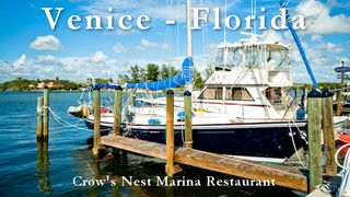 Venice house photo - Enjoy delicious food and great views at Crow's Nest Marina Restaurant
