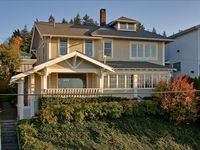 Classic South Hill Bellingham Flat in a quiet neighborhood with a fantastic view