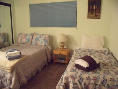 secondary bedroom