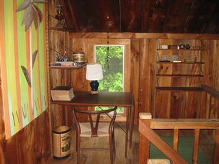 West Tisbury house photo - A cozy llittle office in the loft