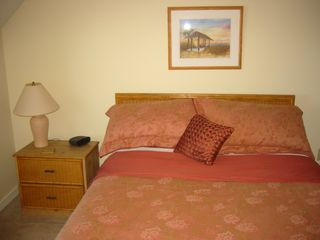 Fripp Island condo photo - Guest Bedroom (Ocean View)