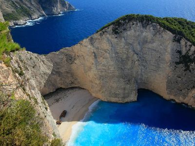 Zante Offers a Selection of Beautiful Beaches