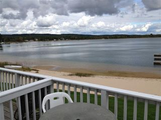 Onekama condo photo - Great views of Portage Lake, short walk to Lake Michigan