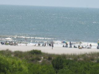 View from the Balcony - Brigantine condo vacation rental photo
