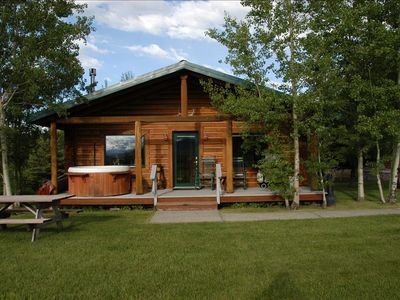 Two Willow Cabin