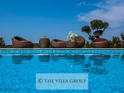 image for Luxury 5* 4- bedroom villa with a private swimming pool boasting fantastic views located in Buje, Croatia