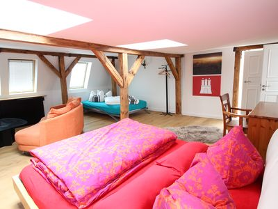 cozy 140 square meters in 4 Zi-style buildings HH Sankt Georg Central
