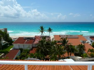 Cancun condo photo - view from terrace