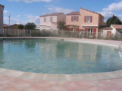 Two Bedroom Villa in Medieval Walled Town of Aigues Mortes