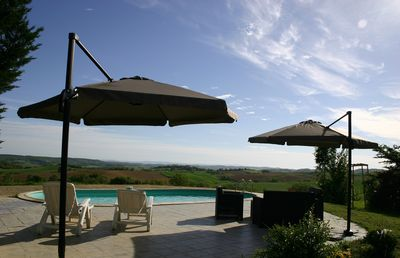 Polfages where the mountains meet the sea, 3 Gites With Pool And Stunning View
